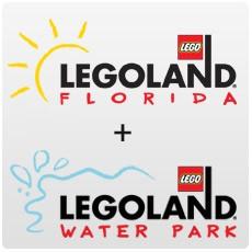 LEGOLAND FLORIDA + WATER PARK - 1 Dia